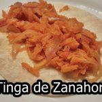 Tinga de Zanahoria